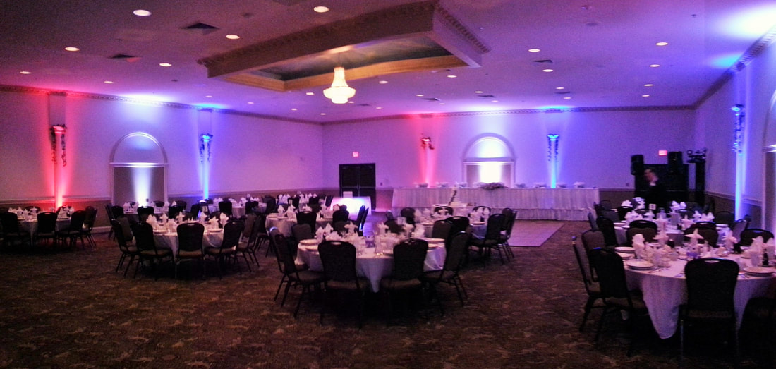 buffalo event lighting