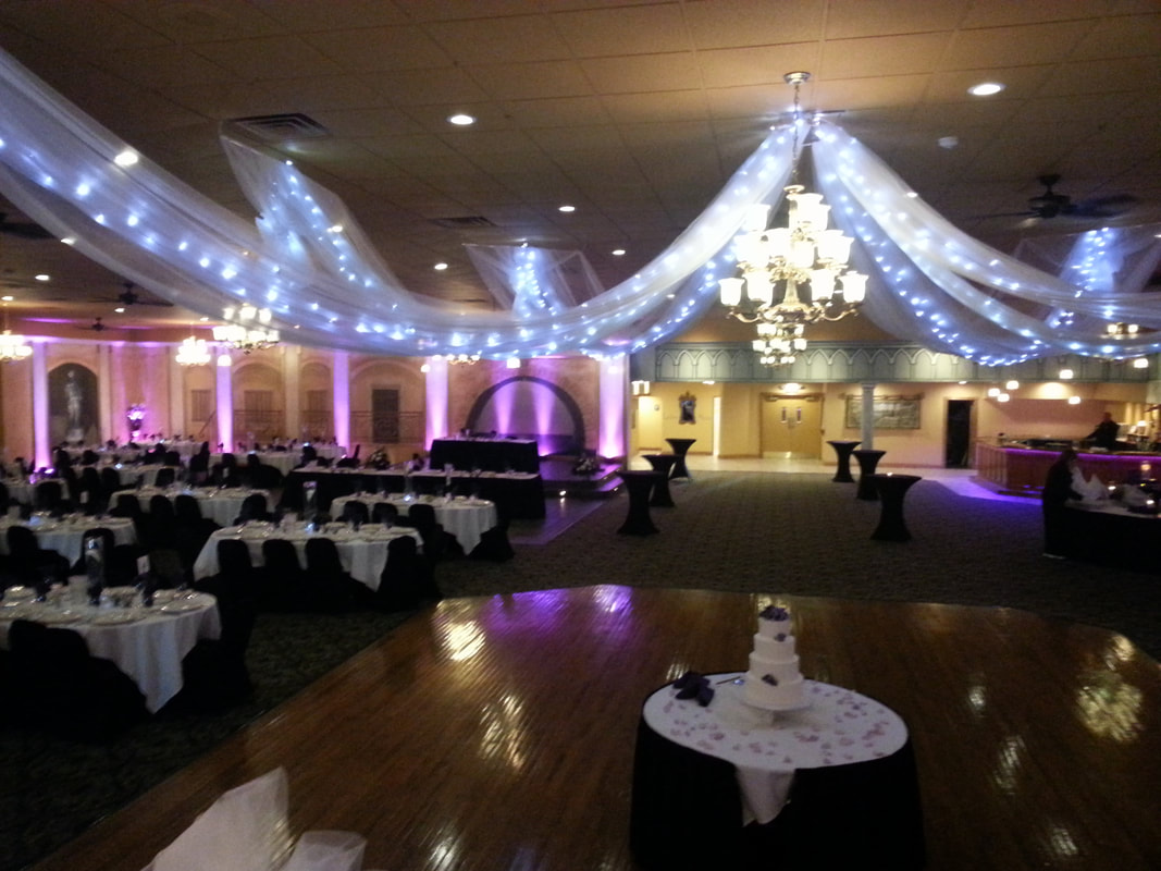 party lighting buffalo ny