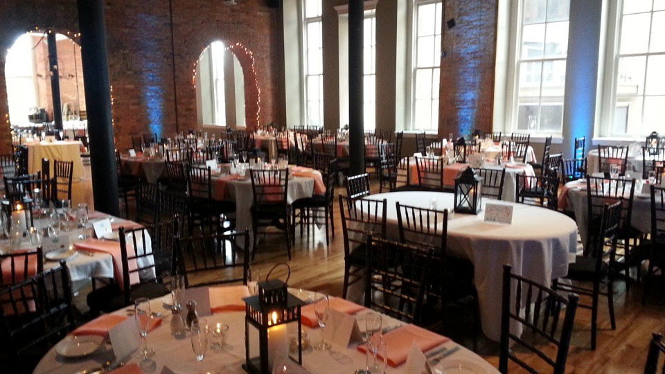 Pearl At The Webb wedding and event venue Buffalo NY