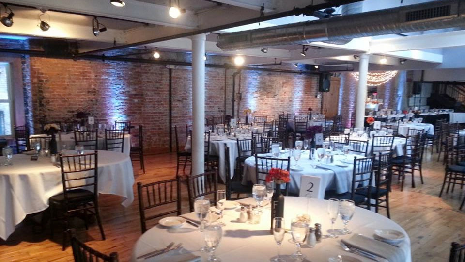 Pearl Street wedding and event venue Buffalo NY