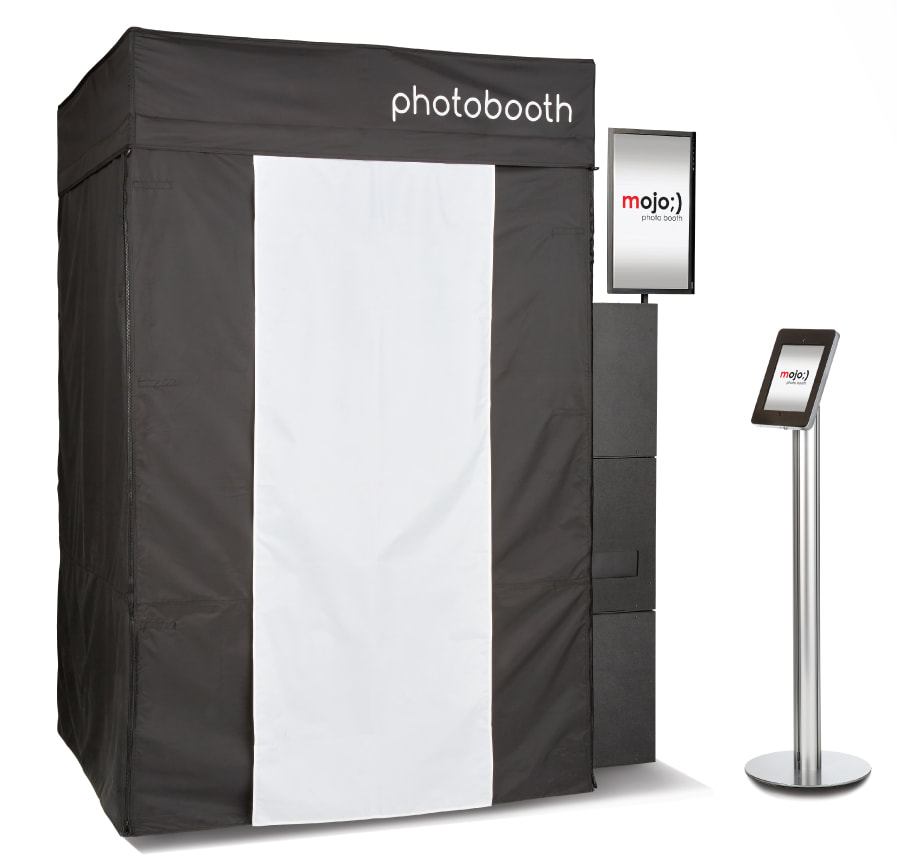 photo booth canopy rental