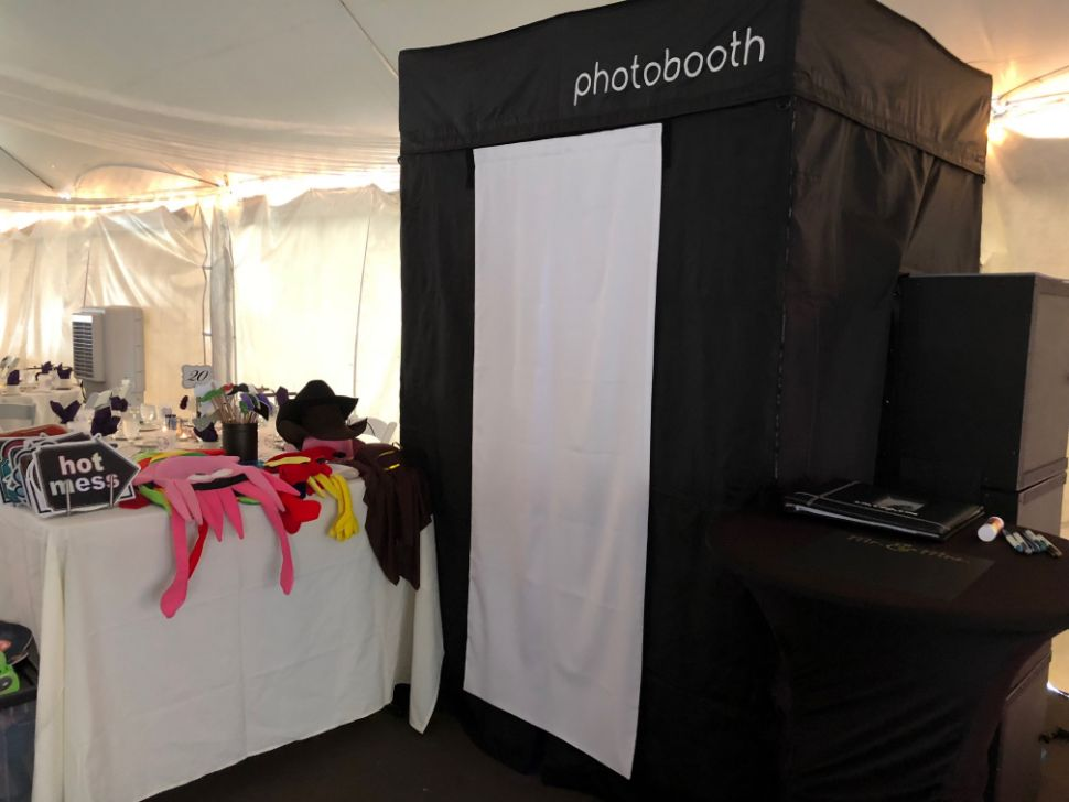 standard photo booth buffalo new york